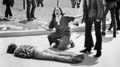 Mass Shootings - Kent State OH